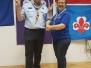 2018 02.- Promoción de la Fundación  Scout Europea