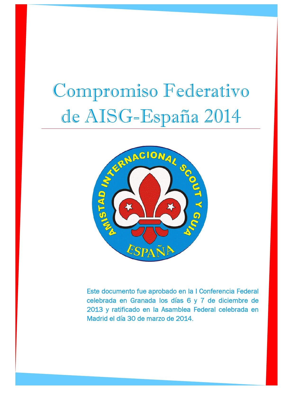 Compromiso-Federativo-de-AISG-España-2014-2
