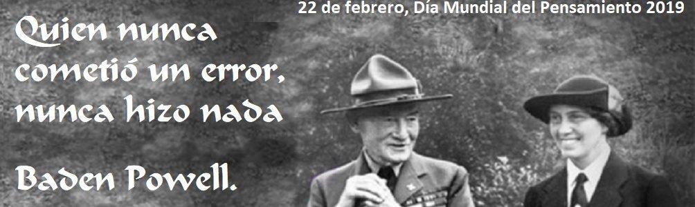 22 de febrero, Día del Pensamiento