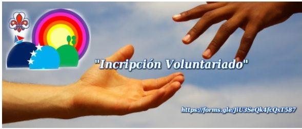 Regístrate como voluntario/a para la Conferencia Mundial Madrid 2022